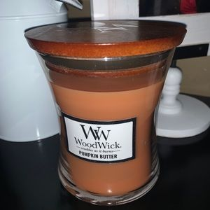 Wood Wick Pumpkin Butter Candle